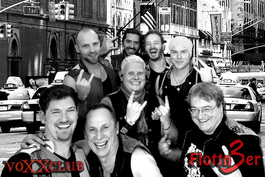 Flottn3er, Voxxclub, Flottn3er mit Voxxclub, Konzert mit Voxxclub
