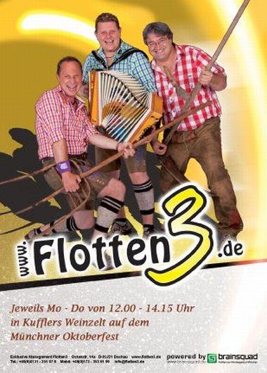 Flotten3 Oktoberfest München Weinzelt