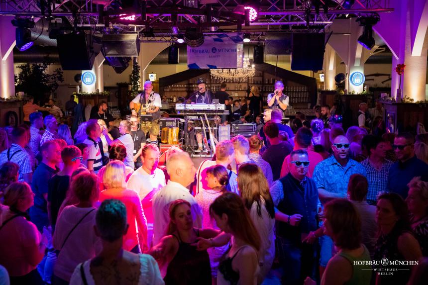 Flottn3er - Mickie Krause - Tobee - Hofbräu Party Nacht Berlin 07.09.2018
